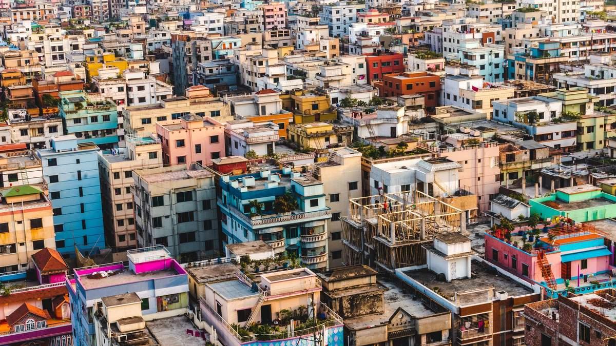 Дакка – столиця Бангладеш