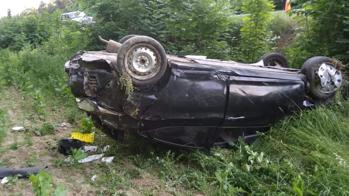 На Сумщині у ДТП загинули чиновник міськради та його водій: фото