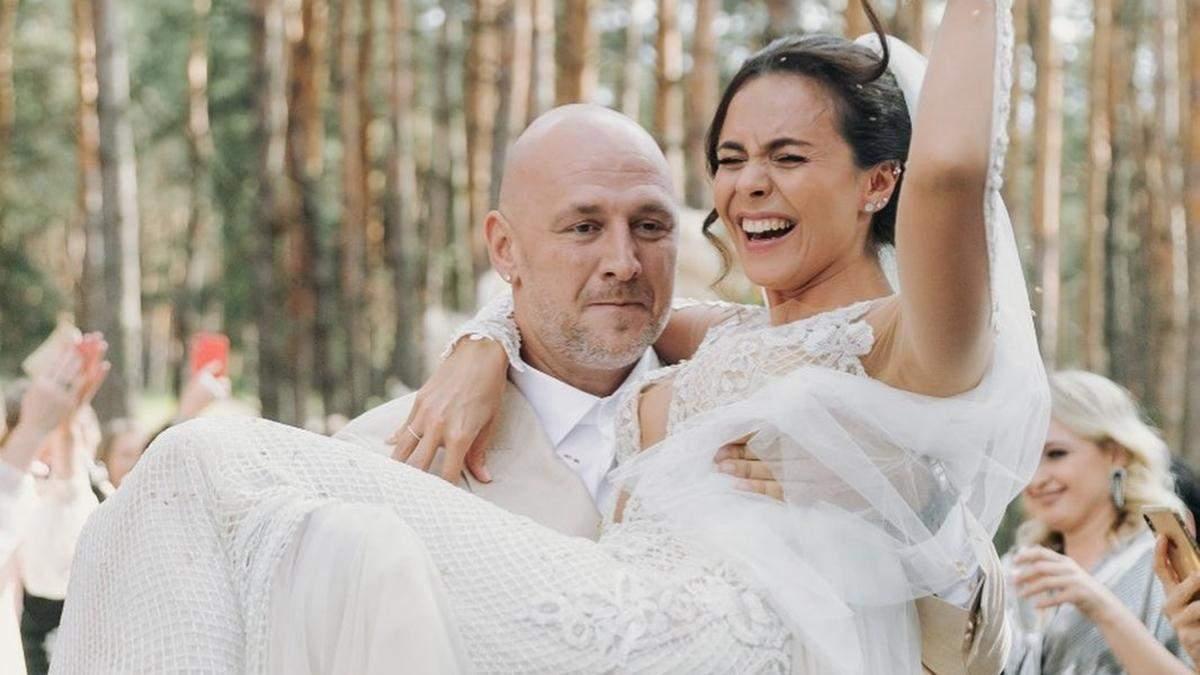 Потап і Настя Каменських одружились