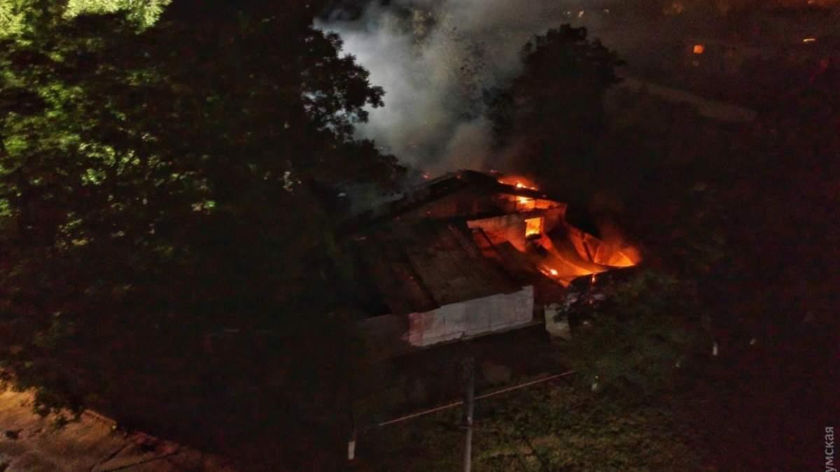Смертельный пожар в психбольнице Одессы: Зеленский требует провести расследование