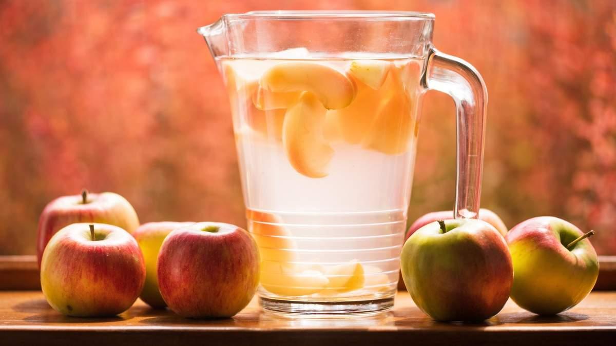 Супрун спростувала міф про яблука