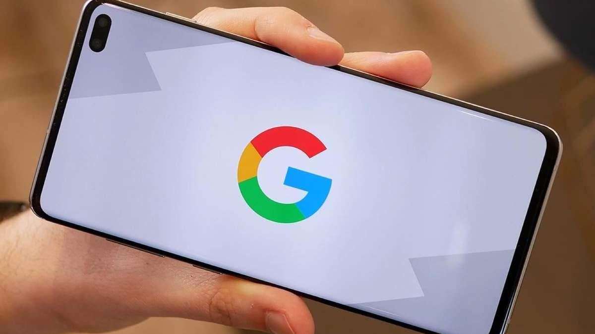 Один із ймовірних дизайнів Google Pixel 4