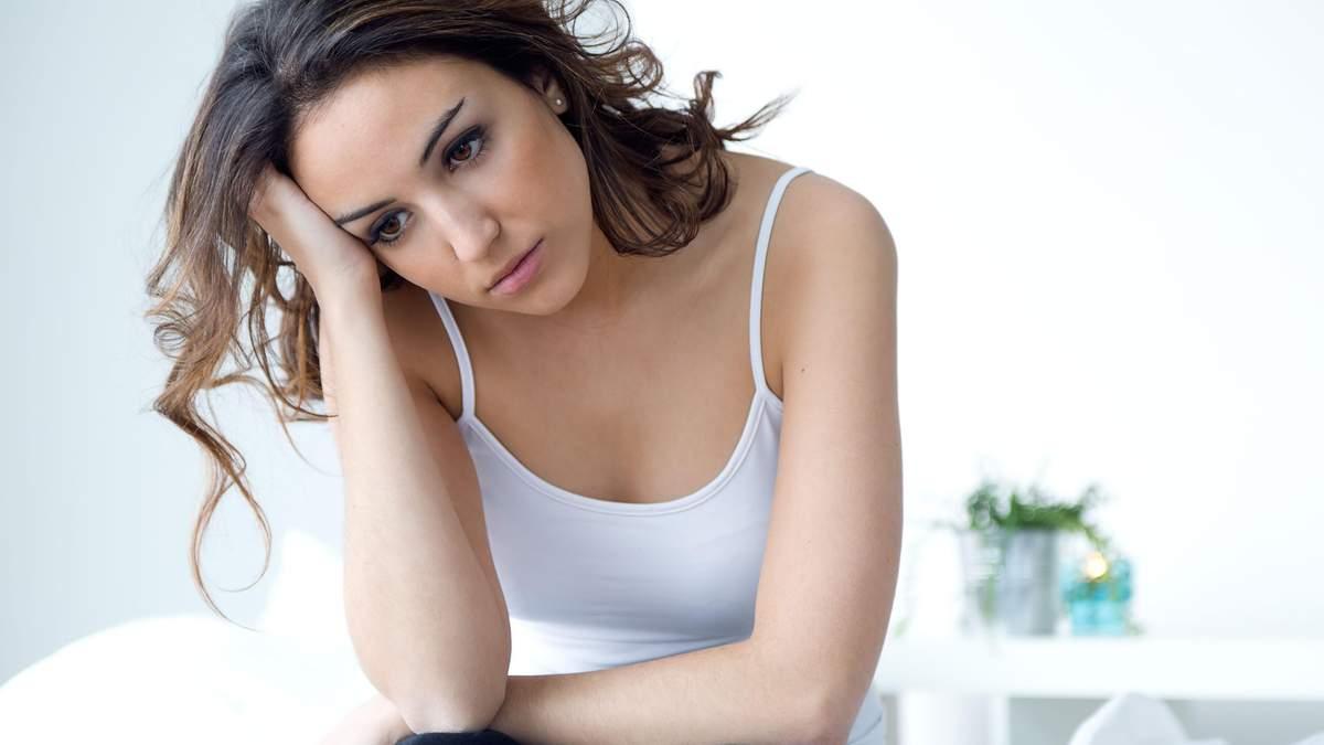 Про що свідчать рясні виділення під час менструації