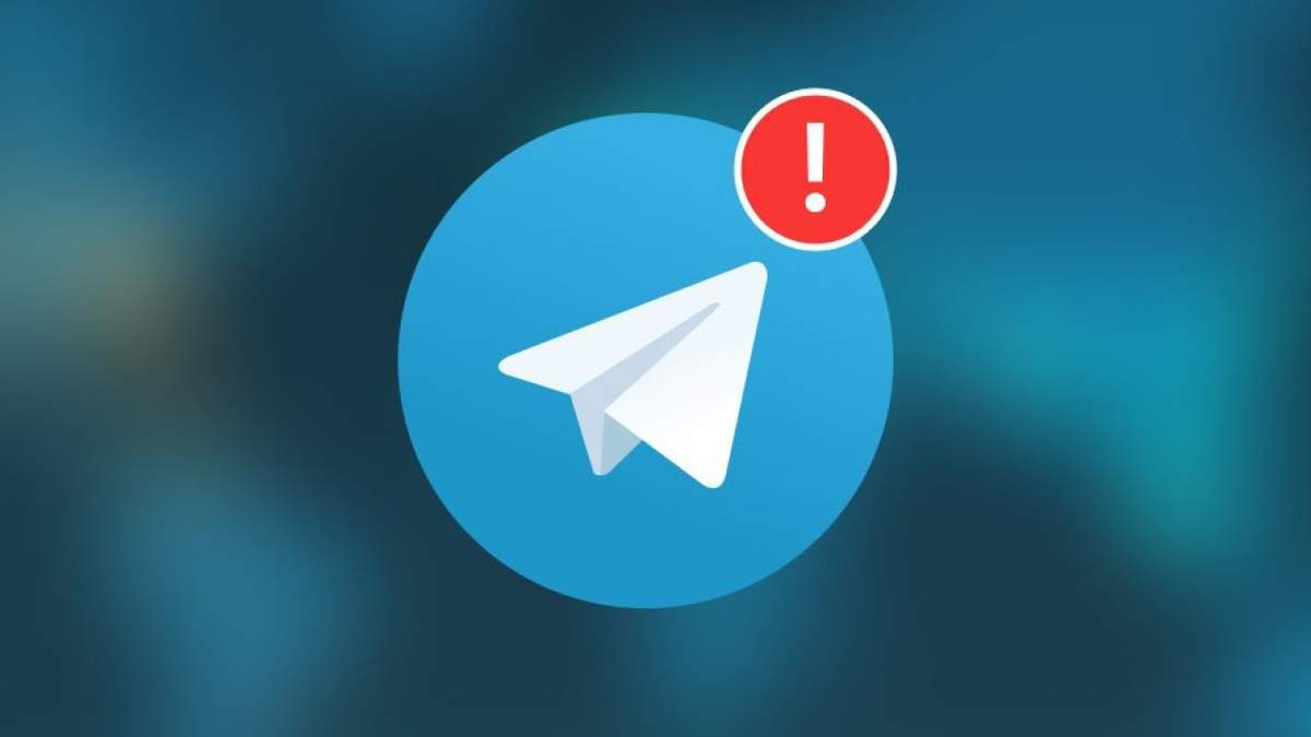 У Telegram відбувся збій
