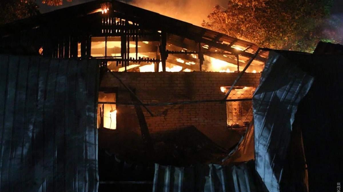 Пожежу у психлікарні Одеси розслідують як службову недбалість