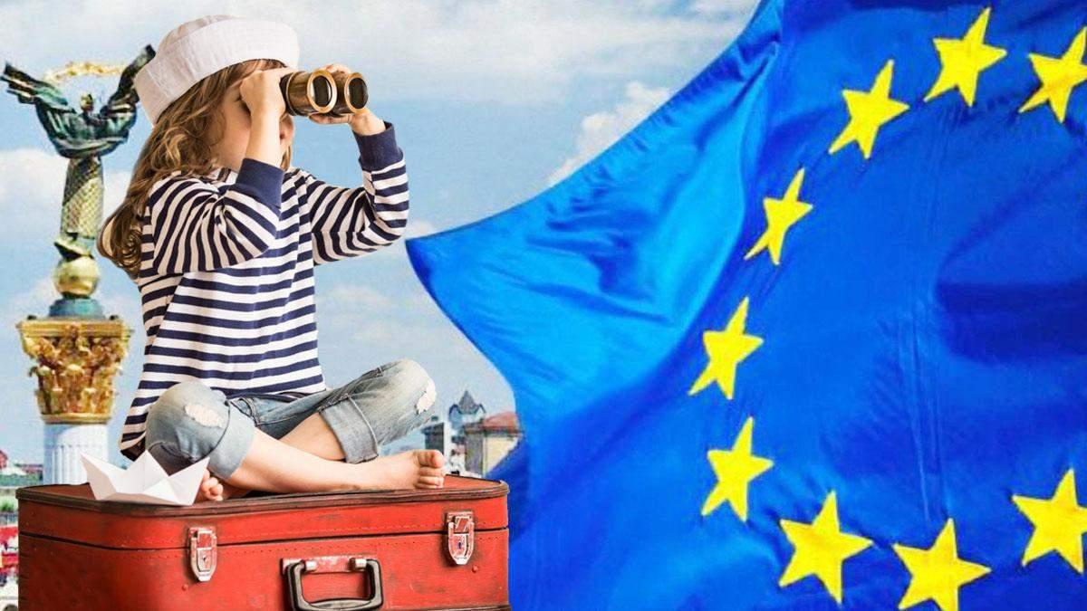 Два роки безвізу в Україні