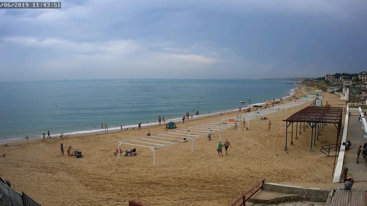 Курортный сезон в оккупированном Крыму начался без туристов