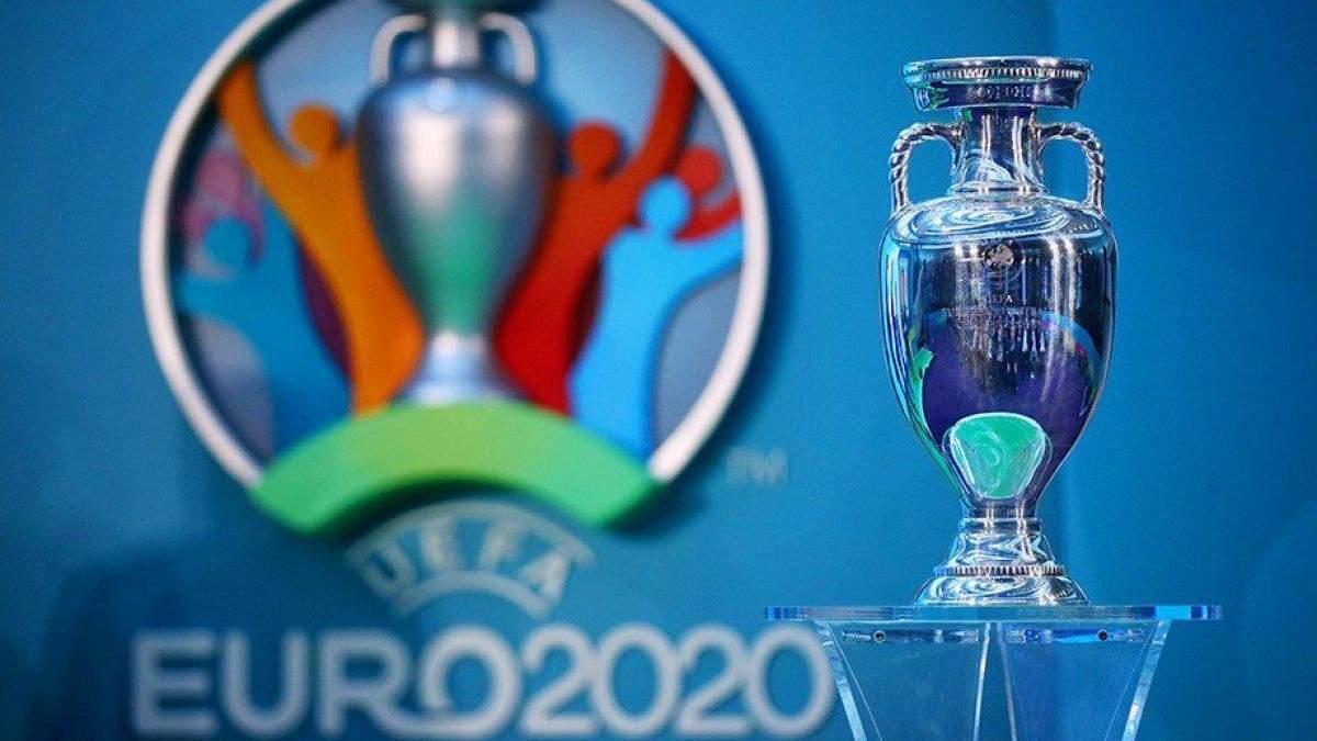 Євро-2020 результати матчів 12 червня