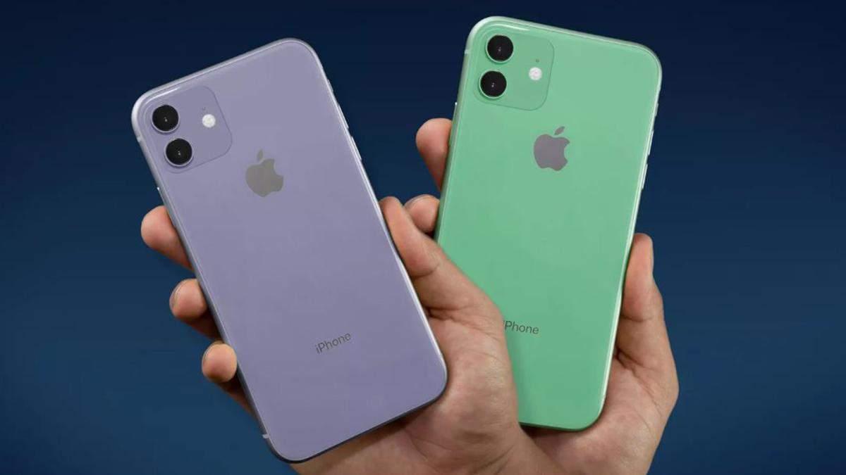 Новые iPhone Xr (2019) получат увеличенную емкость батареи