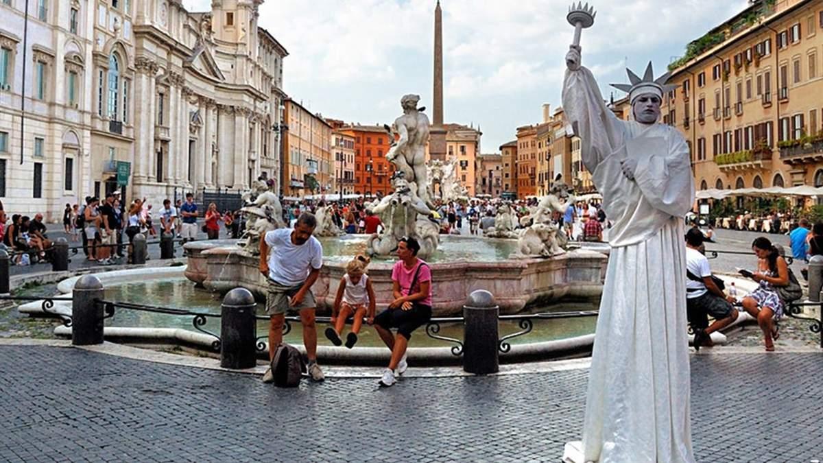 У Римі ввели нові правила для туристів