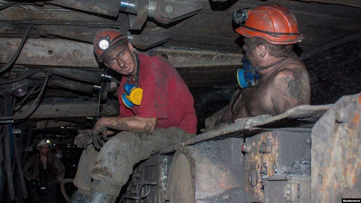 Ультиматум шахтеров: пойдут на Киев, если вопрос зарплаты не решится