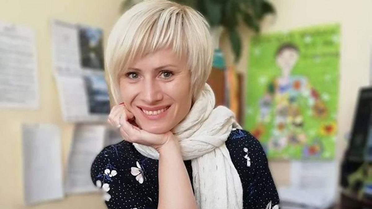 Президентка Асоціації професійних екологів Людмила Циганок