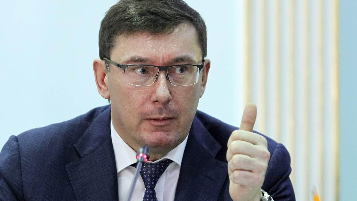 Зеленський пропонує Верховній Раді звільнити Луценка