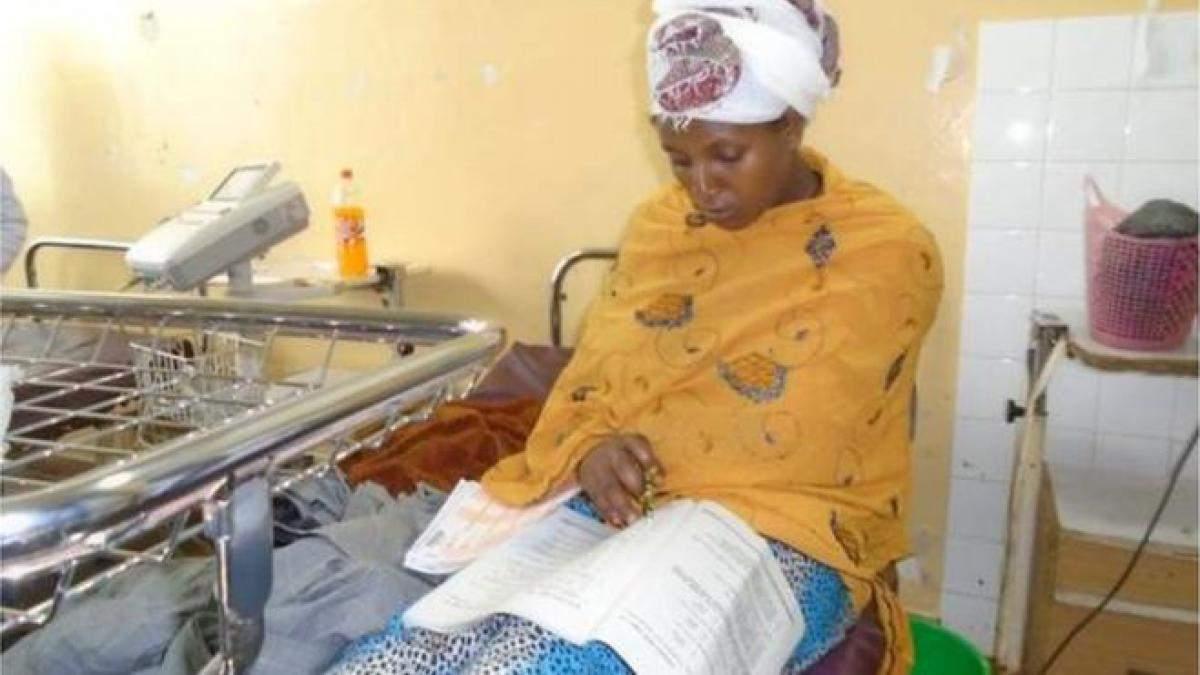 В Эфиопии женщина сдала школьные экзамены через 30 минут после родов