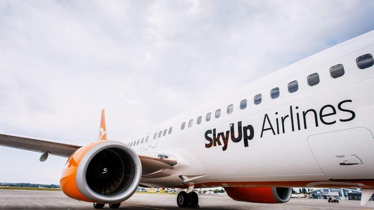 Суд призупинив ліцензію українського лоукостера SkyUp