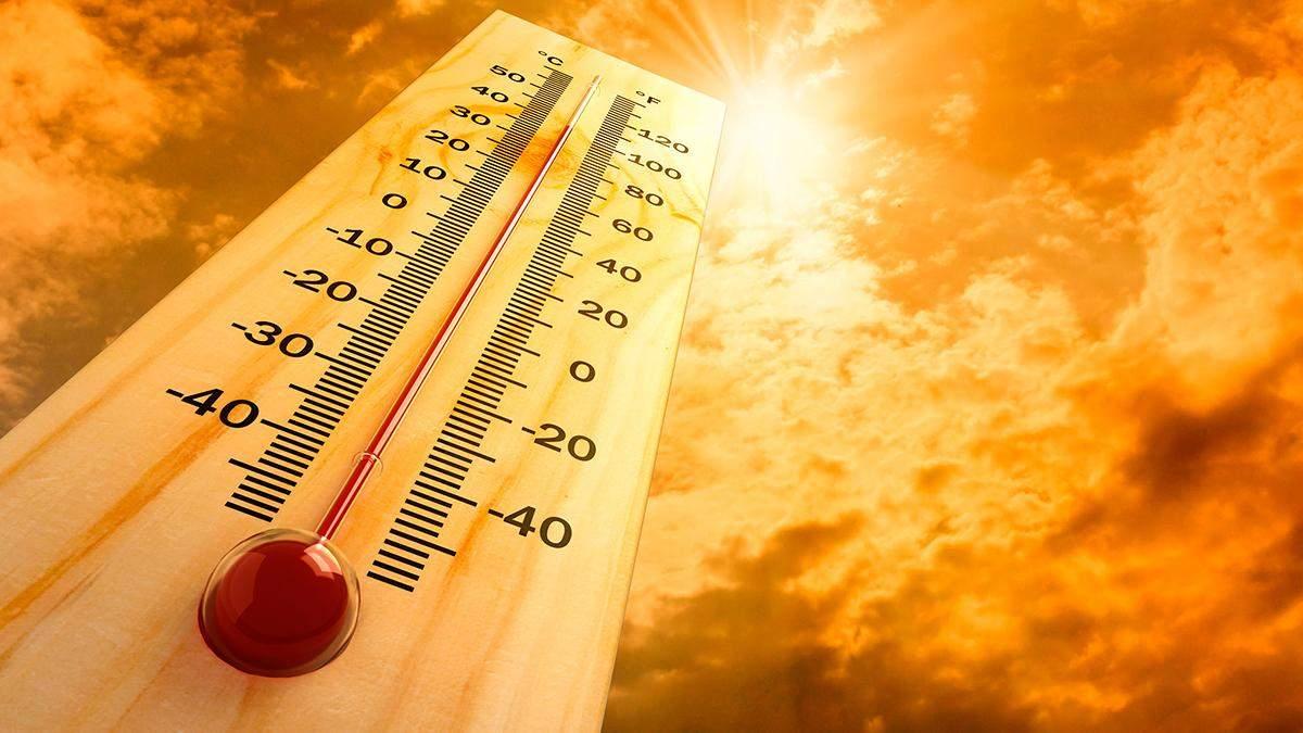 В Киеве зафиксировали самую теплую ночь за последние 139 лет