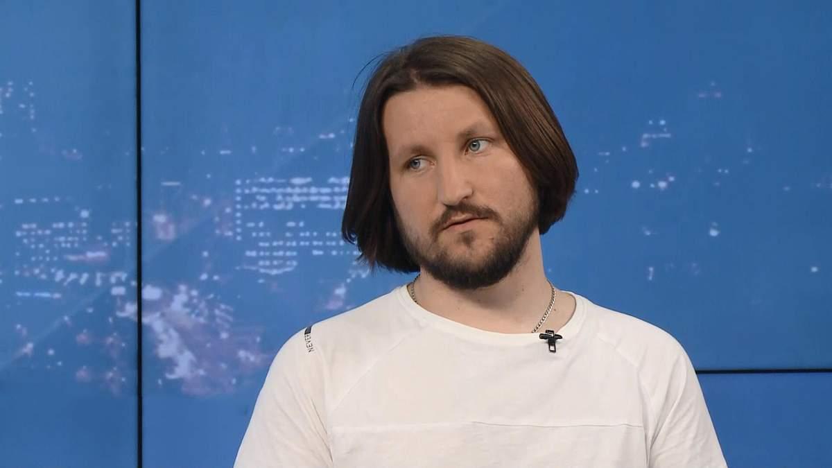 Політичний оглядач Роман Романюк