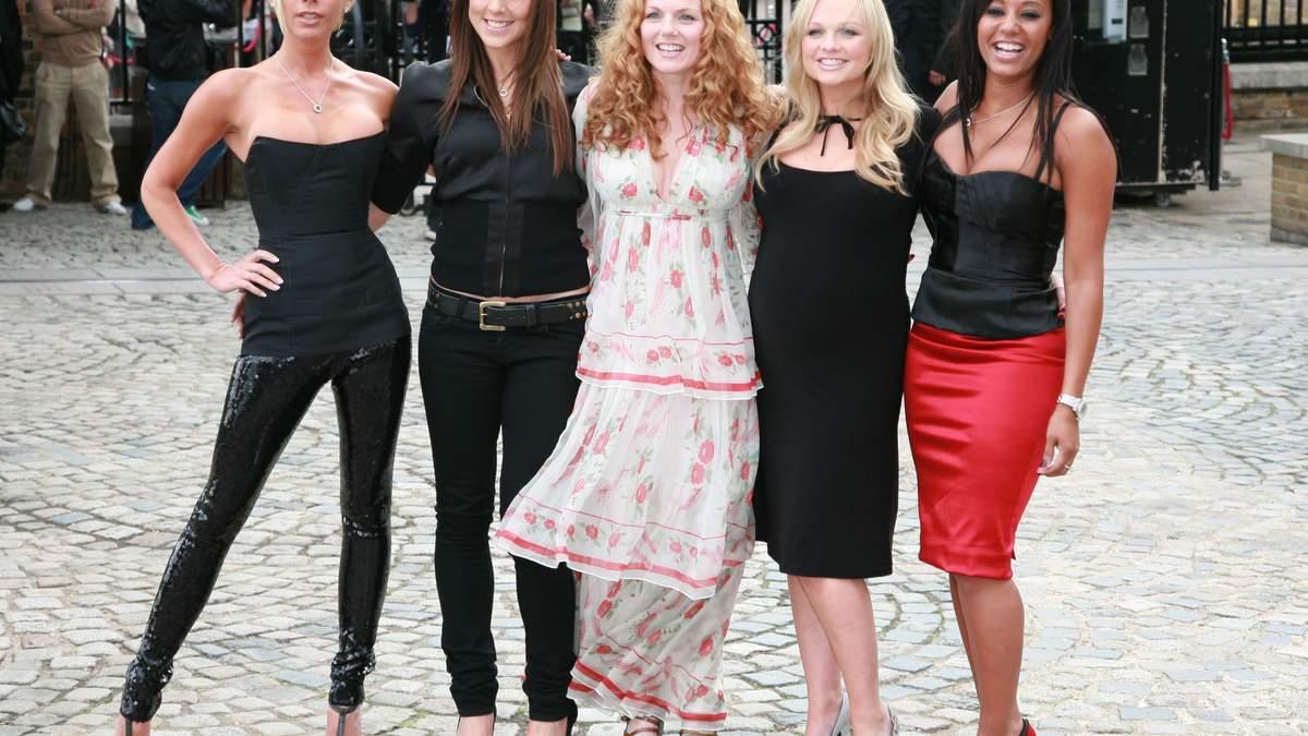 Spice Girls у 2007 році