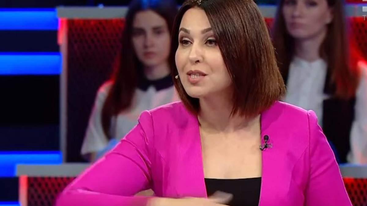 Журналістка Наталя Мосейчук влаштувала нову істерику в прямому ефірі