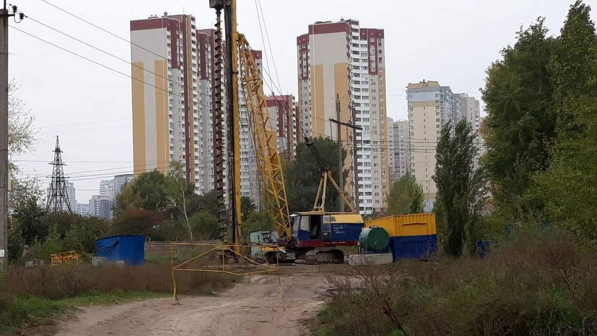 Суд скасував дозвіл на будівництво другої черги ЖК на Осокорках