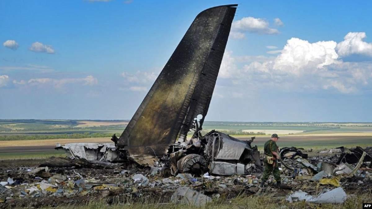 Пятая годовщина сбития Ил-76 на Донбассе: что известно о страшной трагедии