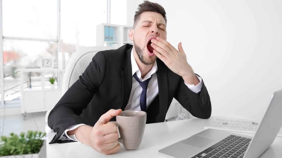 Які хвороби виникають через хронічний недосип