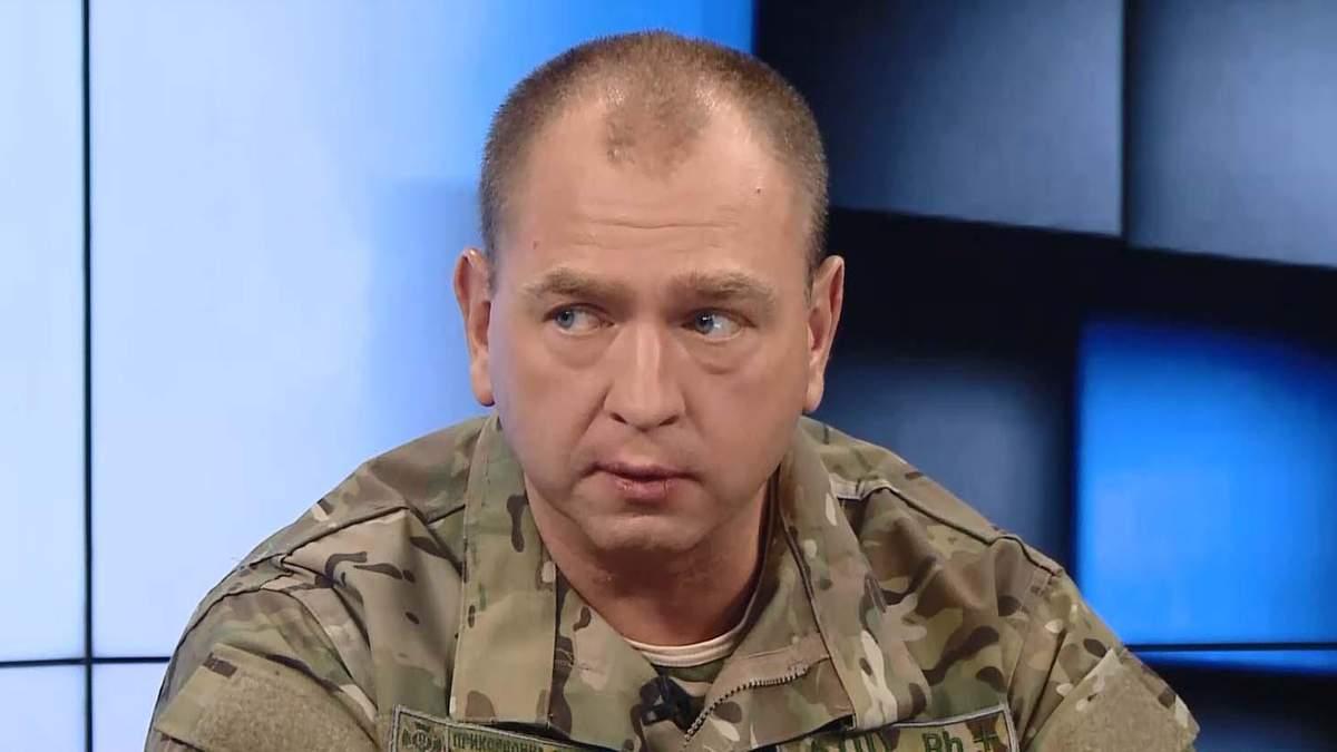 Держприкордонслужбу очолив Сергій Дейнеко