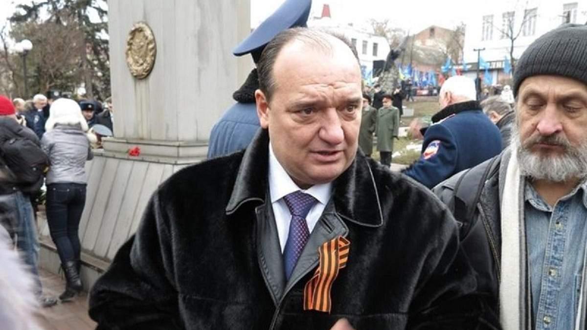 Сепаратист Володимр Струк може увійти до складу нової Ради