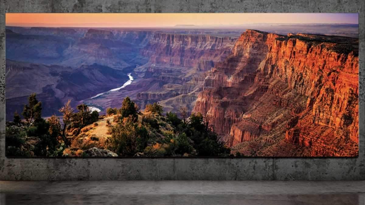 Телевізор The Wall Luxury