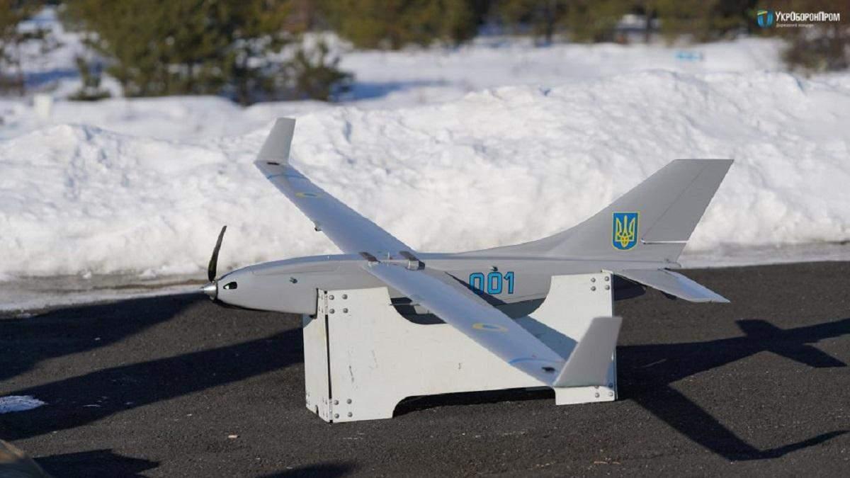 Безпілотник Spectator-М1
