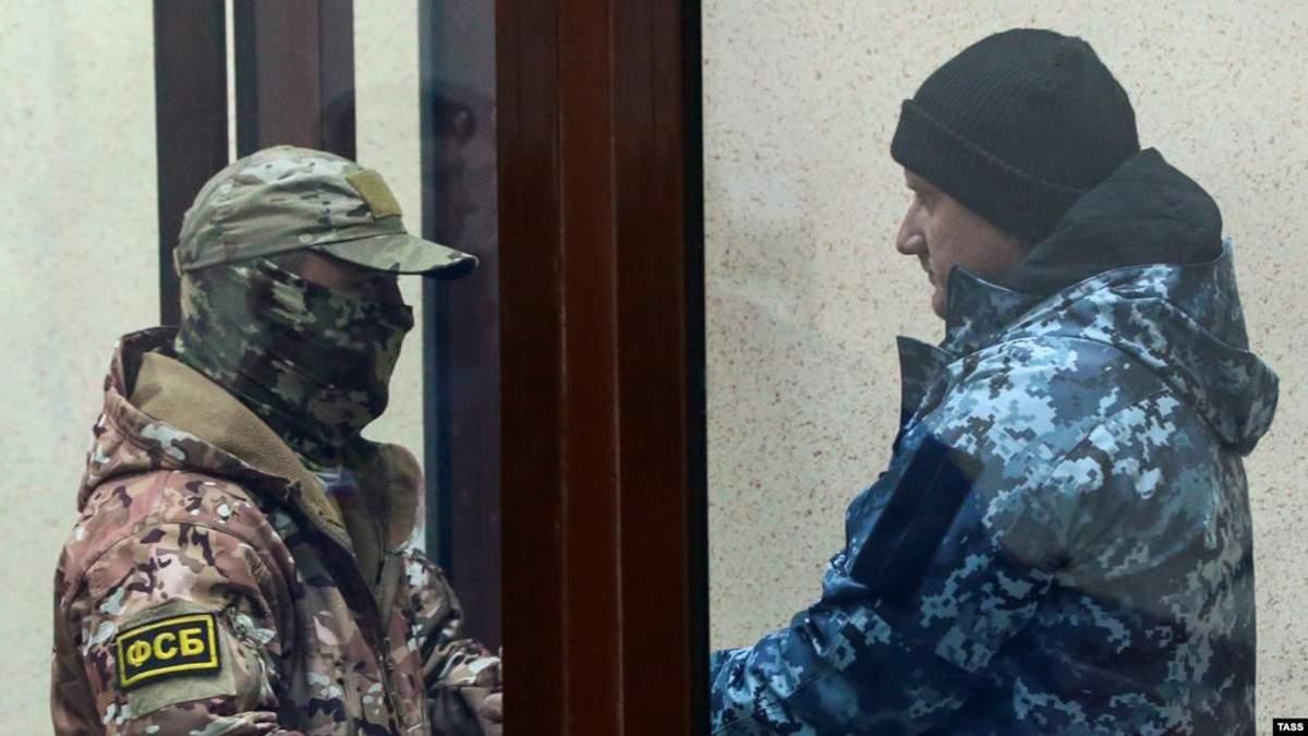 МЗС працює над звільненням українських моряків з російського полону