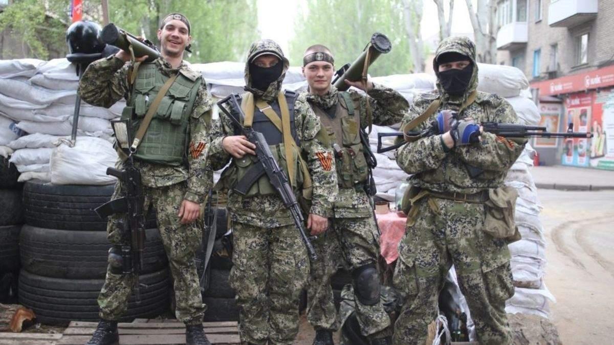 Гаряча доба на Донбасі: бойовики продовжують застосовувати БМП і гранатомети