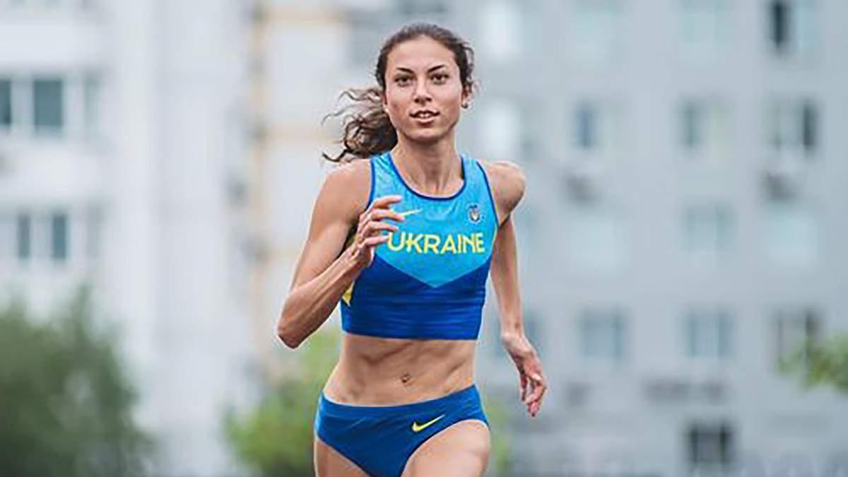 Людські можливості необмежені: українська бігунка постить мотиваційні фото та відео в Instagram
