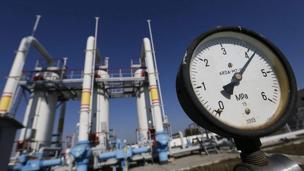 Україна готова допомогти Молдові купувати газ в обхід Росії