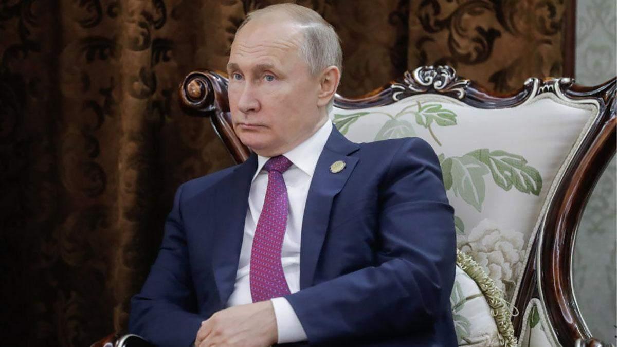 Путін займає вичікувальну позицію: у Кремлі пояснили, чому з осторогою ставляться до Зеленського