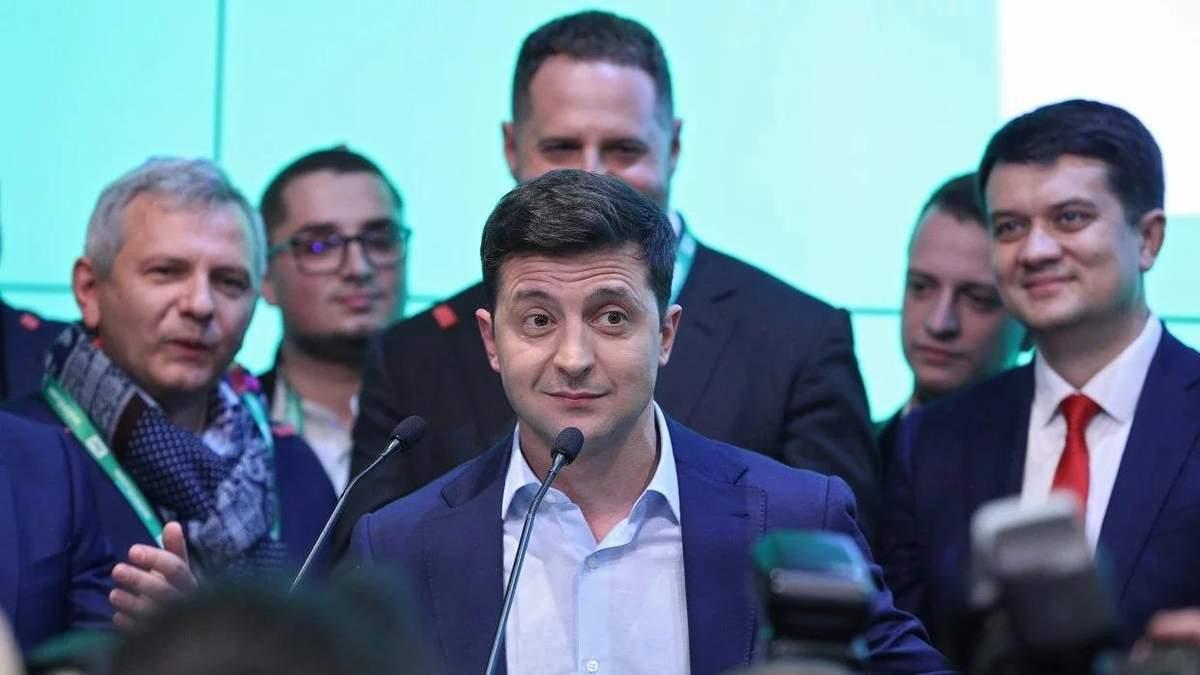 Шість запитань до соратників президента Зеленського