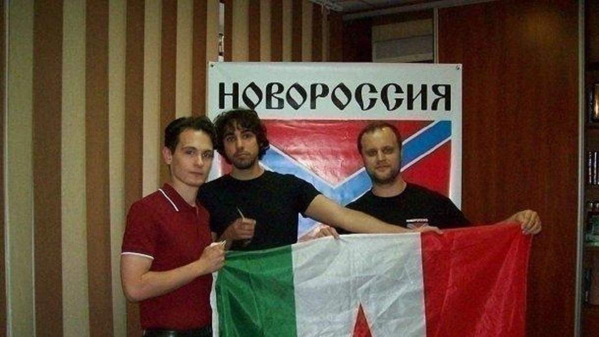 Як італійські найманці воюють на Донбасі