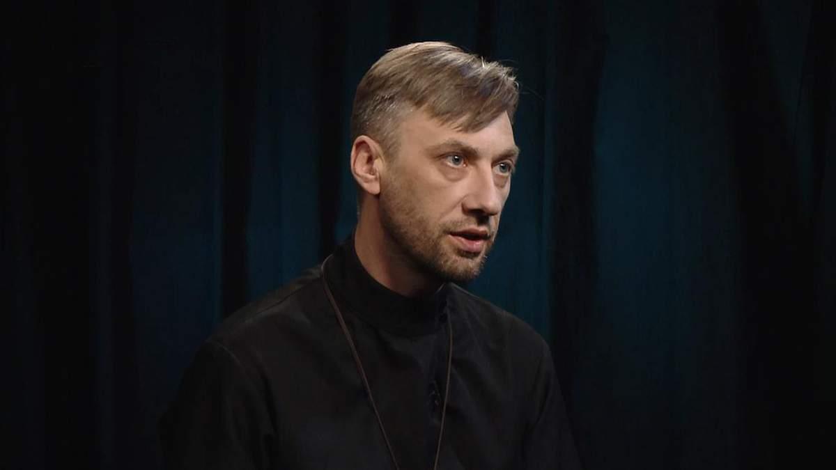 Яку роль відіграє РПЦ у війні з Україною: інтерв'ю з військовим капеланом