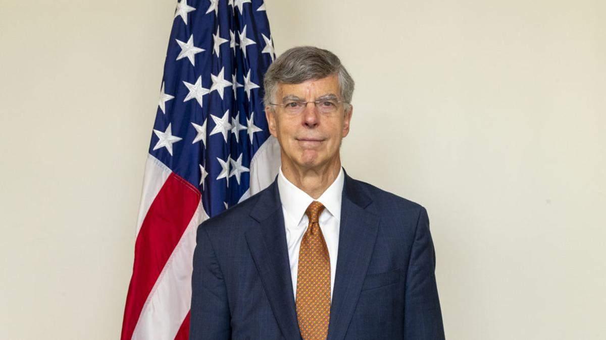До України прислали нового представника США Вільяма Тейлора
