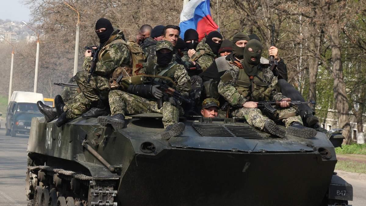 Скільки військових має Росія на окупованому Донбасі і в Криму: шалена цифра