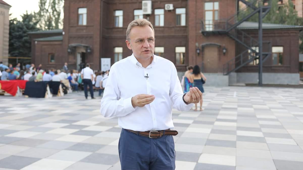 """""""Самопоміч"""" хоче звільнення Генпрокурора Луценка"""