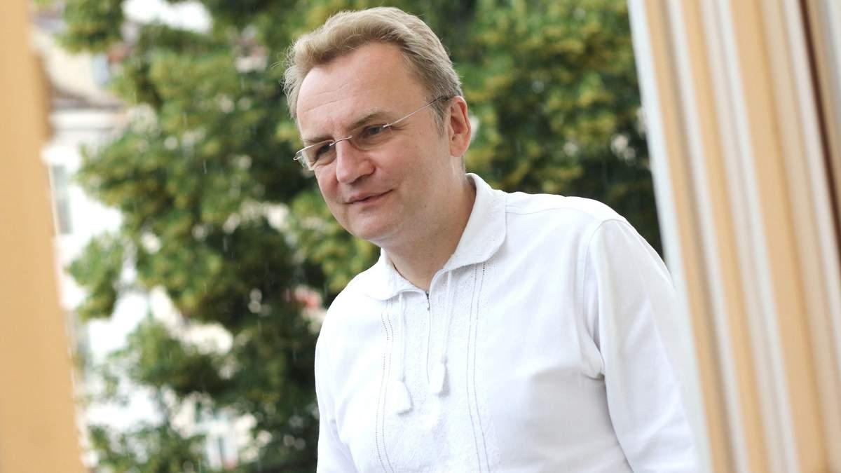 Садовий закликав кандидатів в депутати оприлюднити декларації