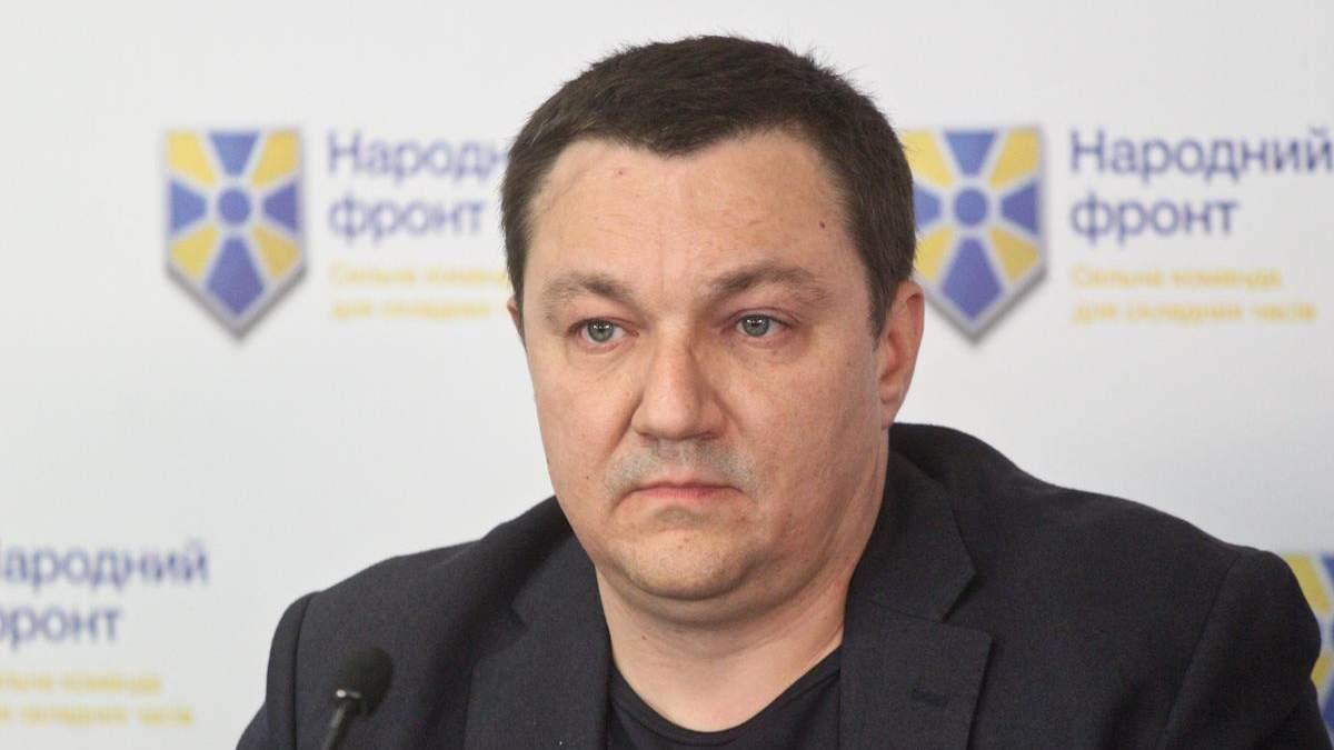 Дмитро Тимчук загинув – версія смерті депутата Народного фронту