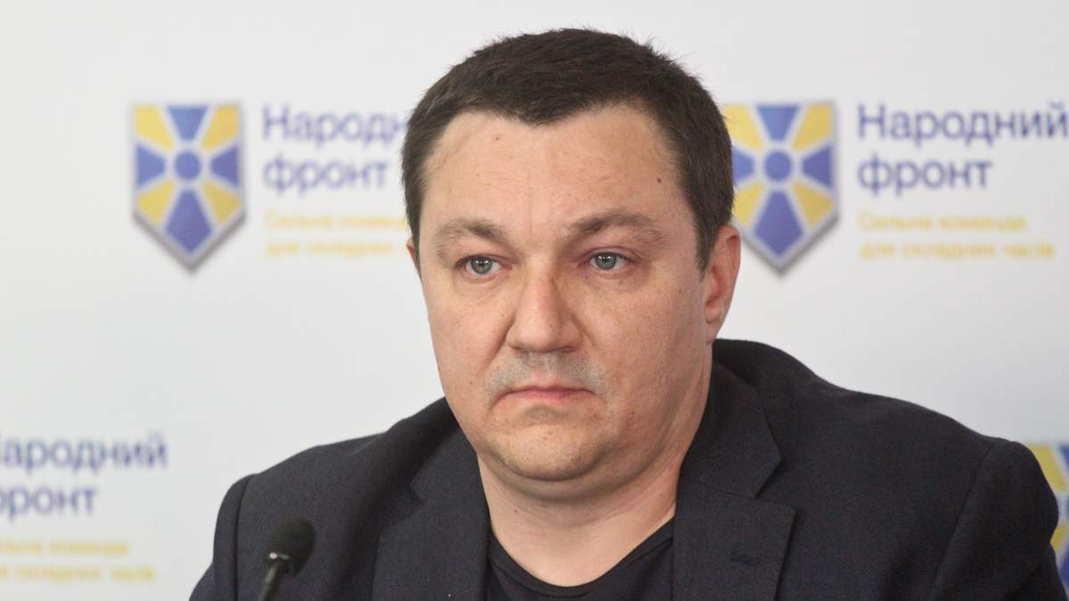 Дмитрий Тымчук погиб – версия смерти депутата Народного фронта
