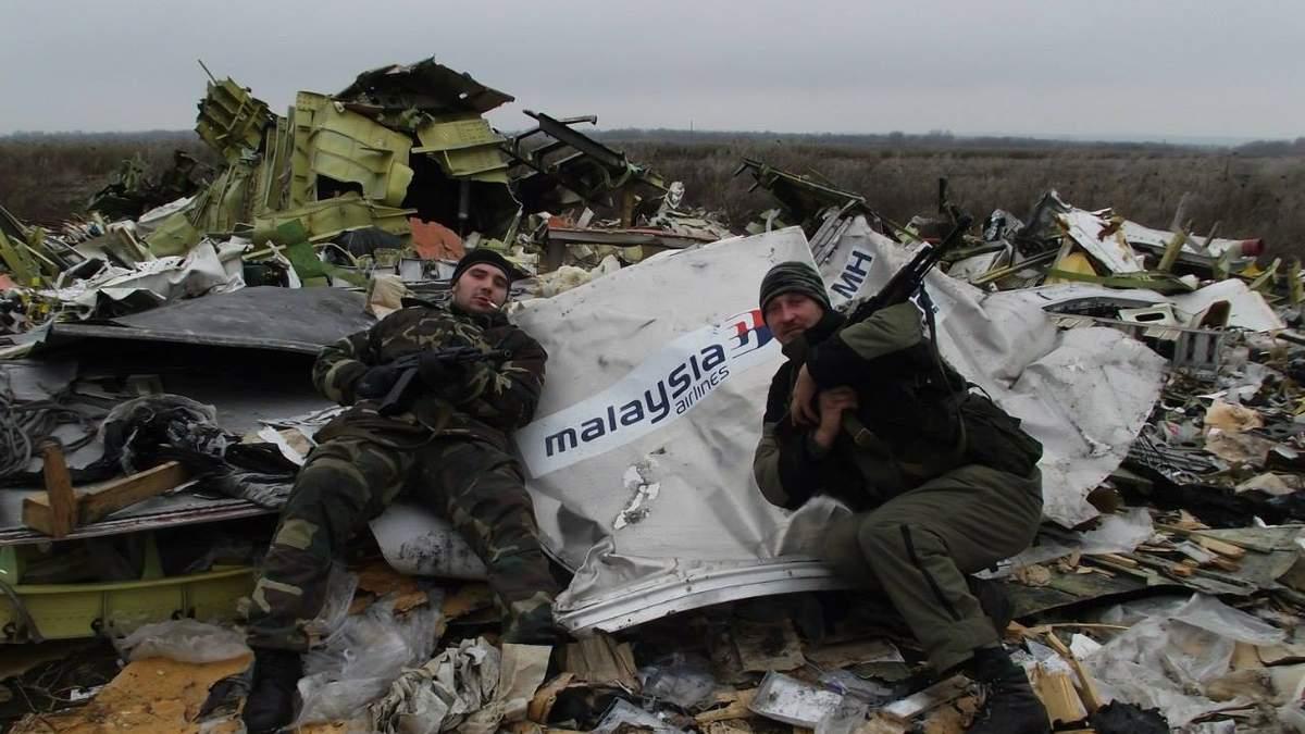 MH17 - имена подозреваемых в авиакатастрофе MH17 на Донбассе