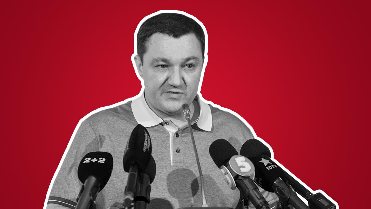 Цитаты Дмитрия Тымчука - Путина нельзя вылечить, только усыпить