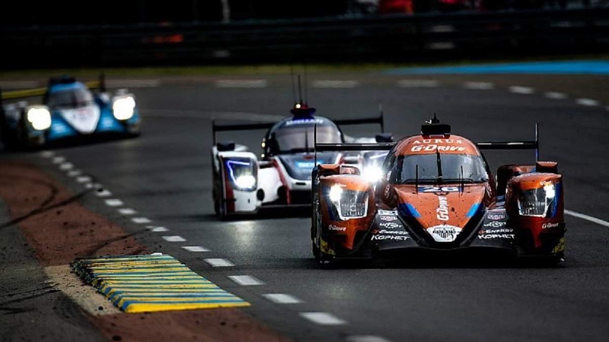 """G-Drive Racing втратила перемогу у гонці """"24 години Ле-Мана"""""""