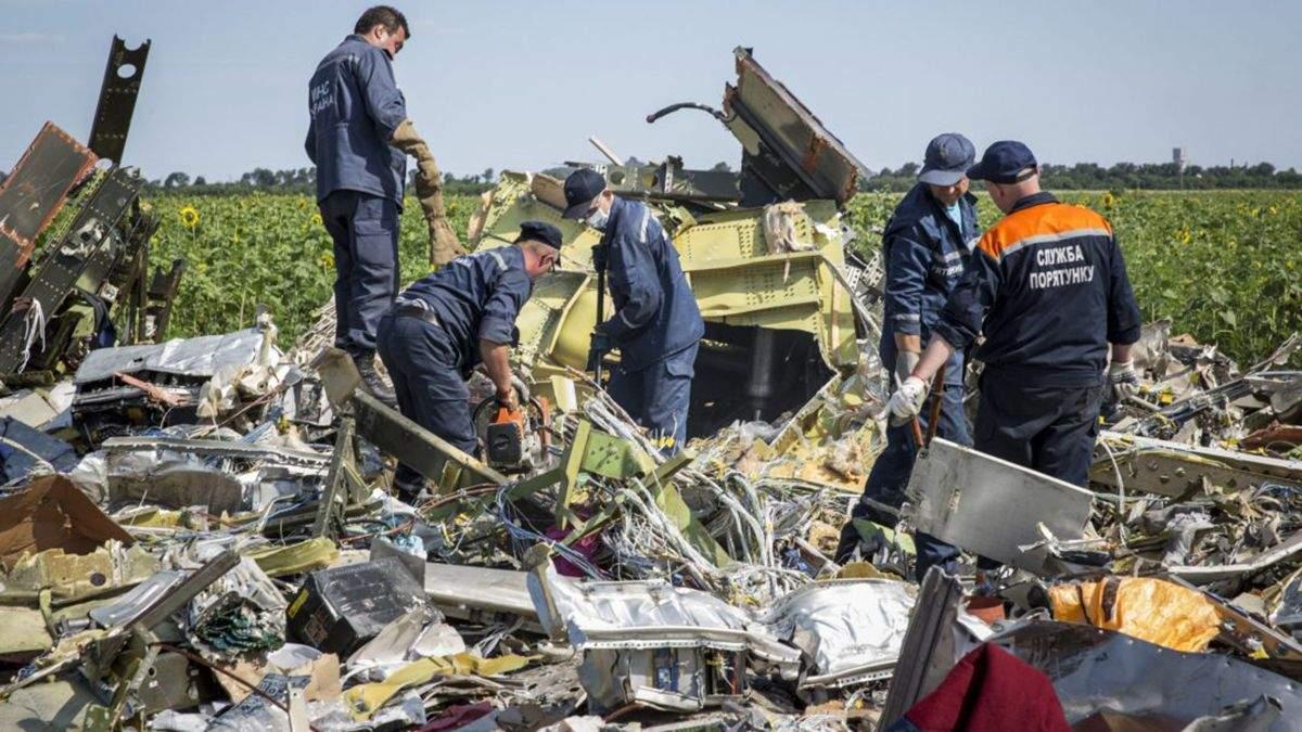 У Росії прокоментували підозри фігурантам катастрофи МН17: звинувачують Україну