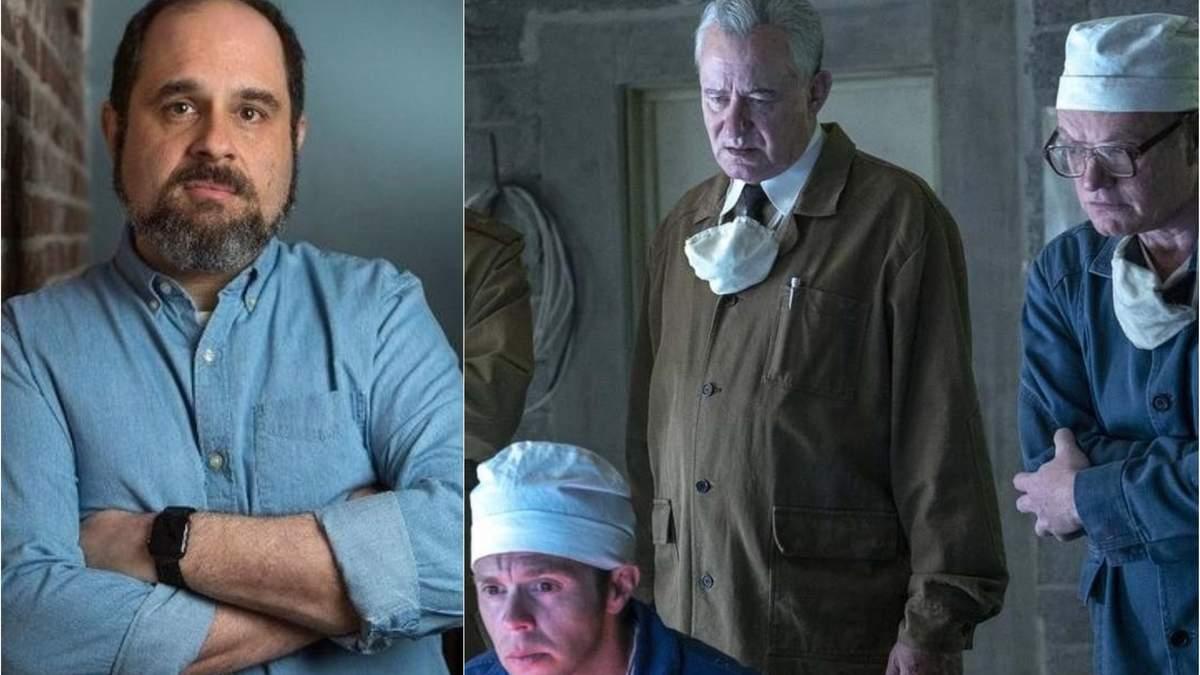 """Крейг Мезін, сценарист """"Чорнобиля"""""""