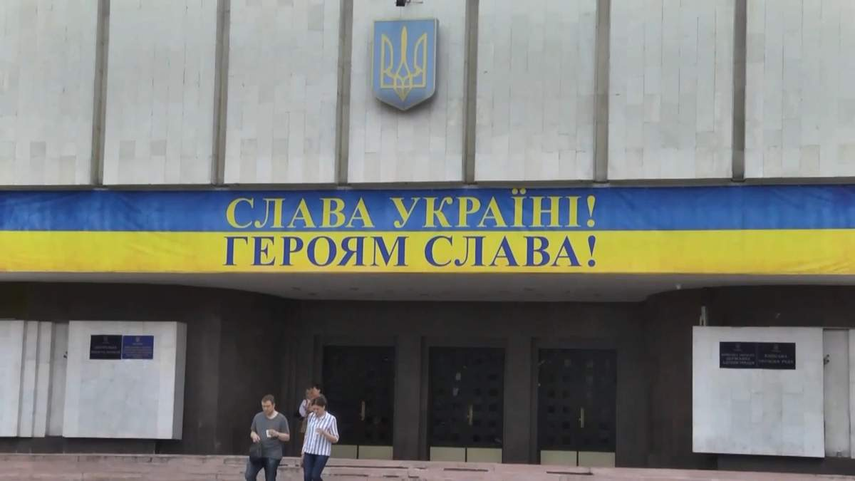 Центральну виборчу комісію замінували